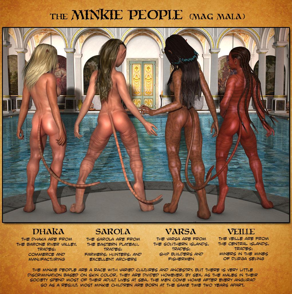 The Minkie People